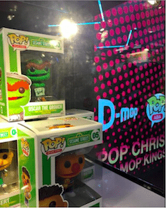D-mop POP! launch event by BRICK LANE Catering