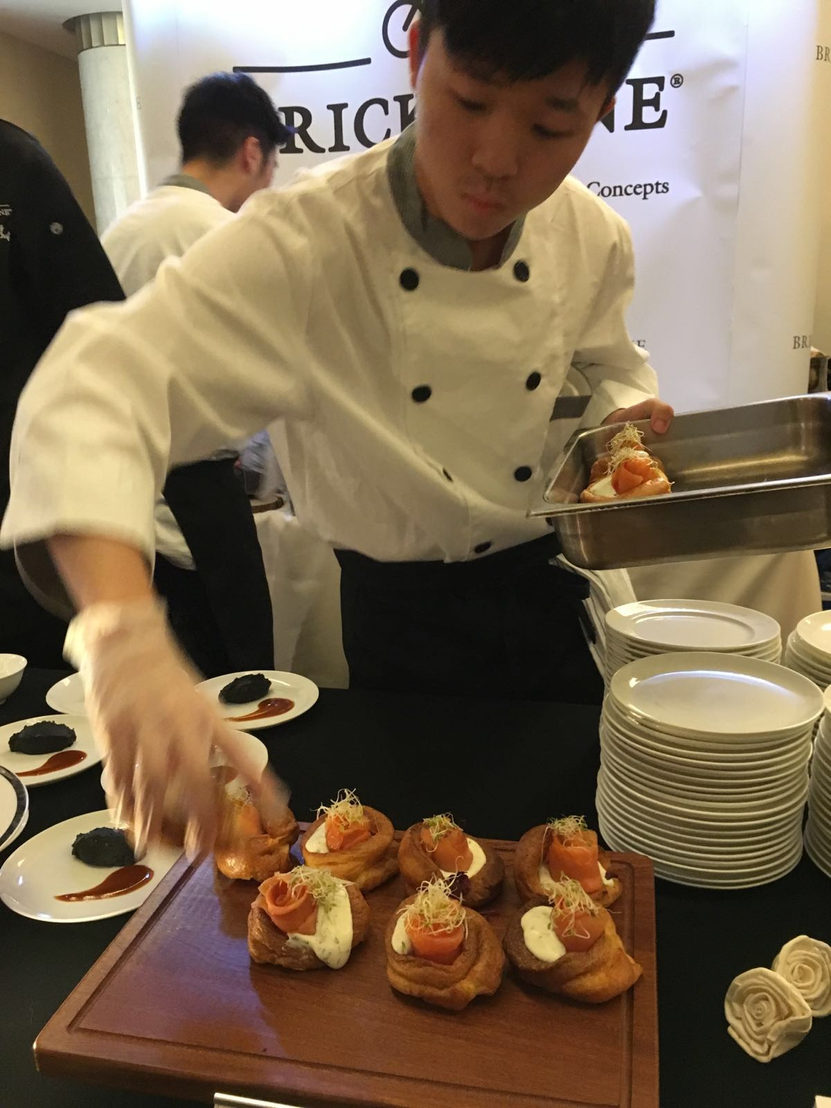 BRICK LANE at Heep Hong Societ 24th Great Chef HK