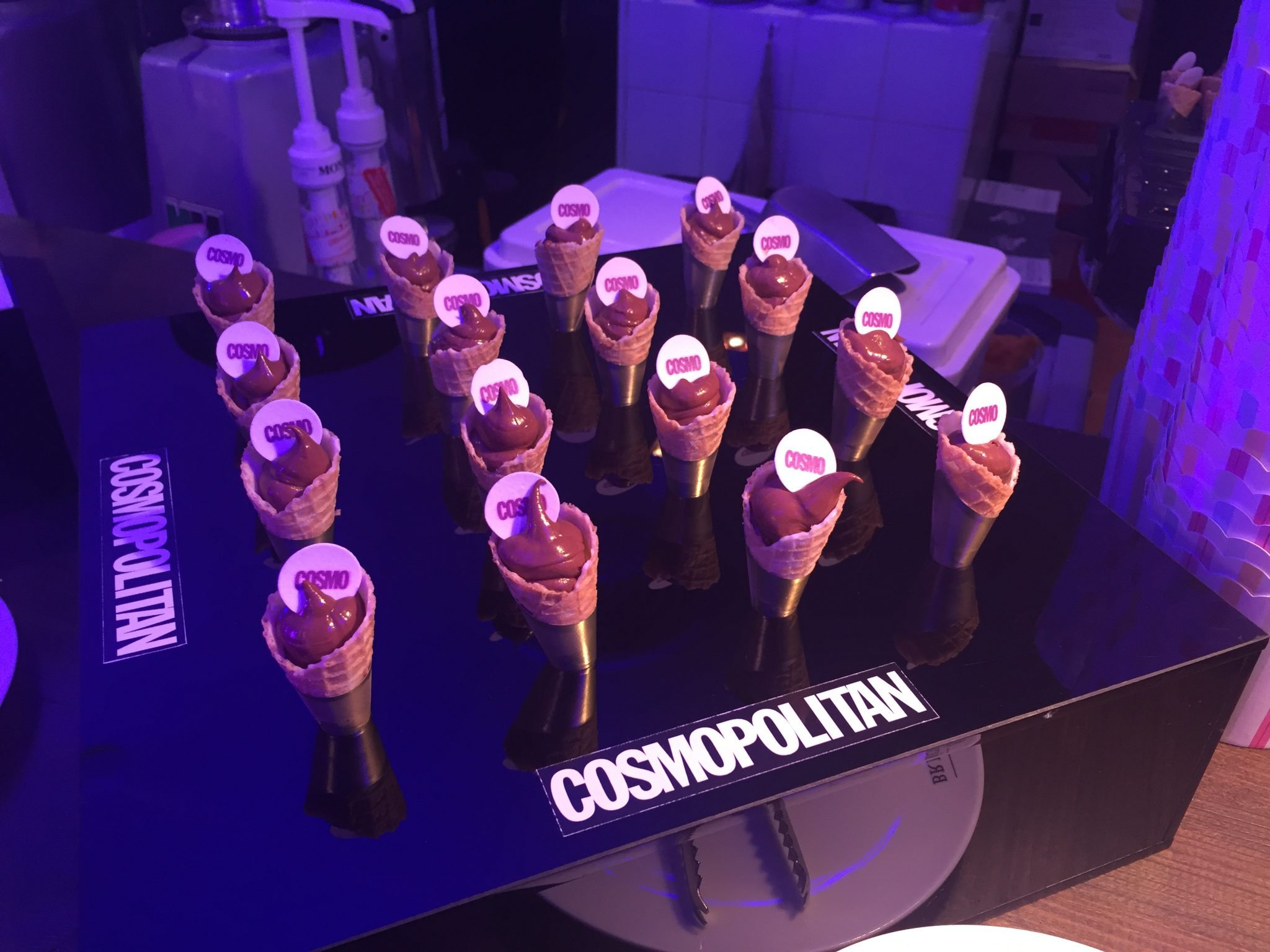 COSMO blogger event at BRICK LANE Admiralty