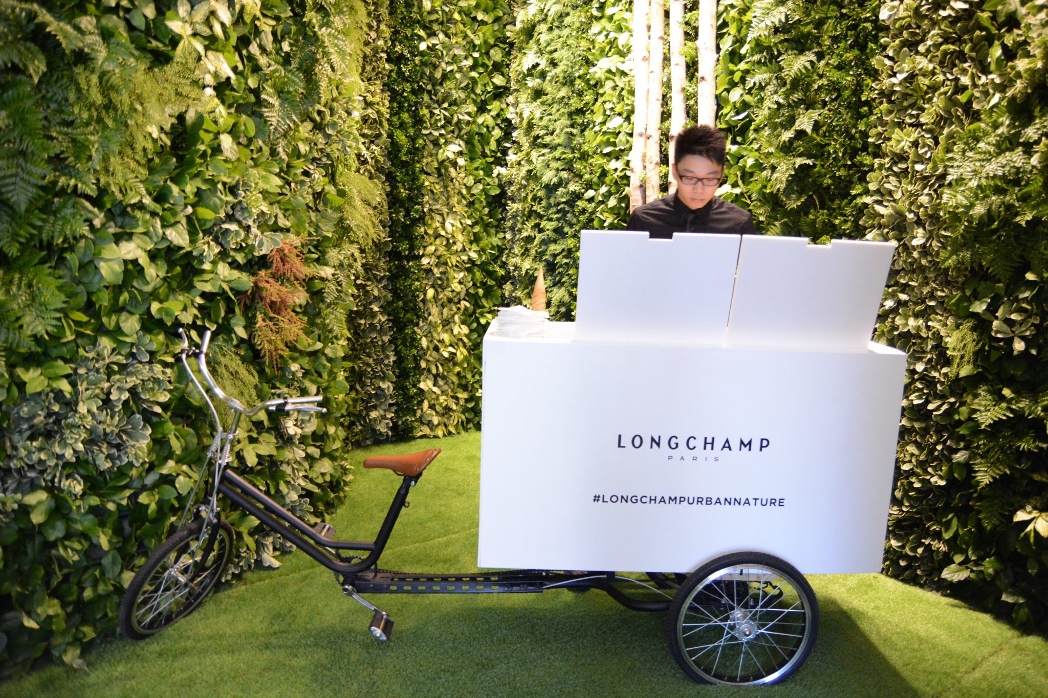 Longchamp AW16 Preview Event by BRICK LANE Catering