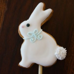 Decorated Cookies by BRICK LANE Sweets bunny