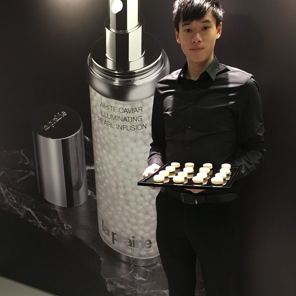 la prairie product event by BRICK LANE Catering