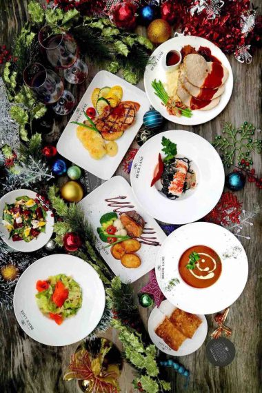 BRICK LANE Xmas & New Year Dinner Menus