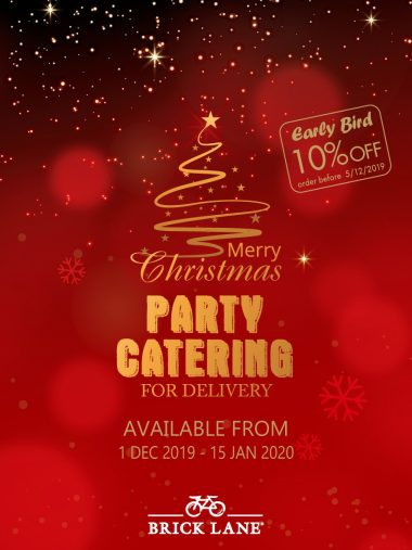 Brick Lane X'mas Delivery Menu 2019_party catering icon