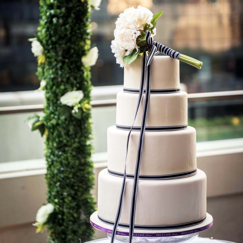 Wedding Cake by BRICK LANE Sweets