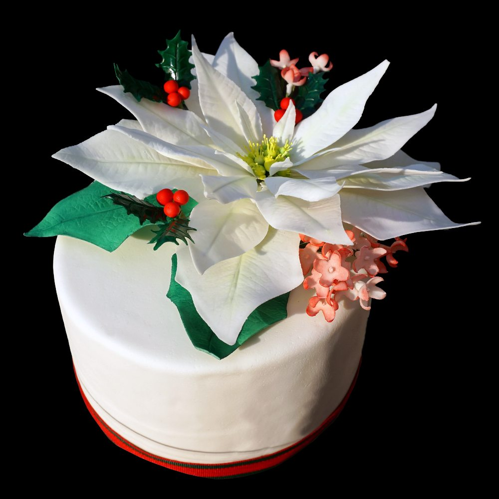Xmas Cake by BRICK LANE Sweets