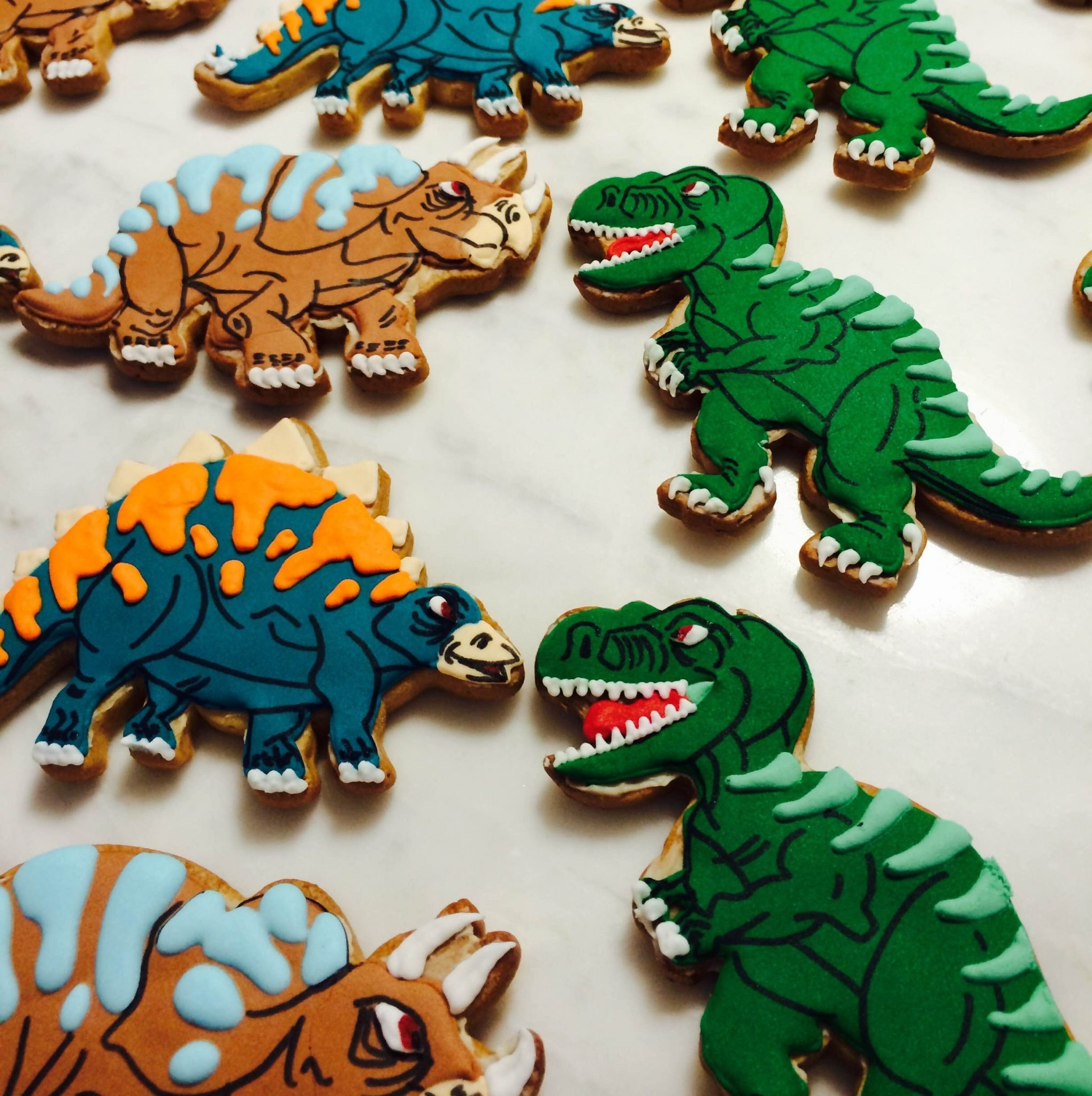 Decorated Cookies by BRICK LANE Sweets