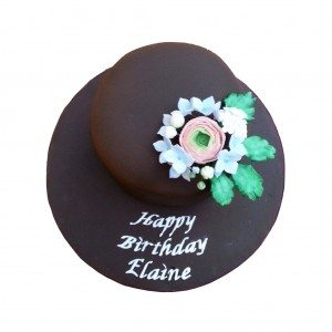 Bouquet Cake by BRICK LANE Sweets