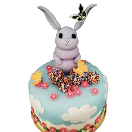 Bunny cake by BRICK LANE Sweets
