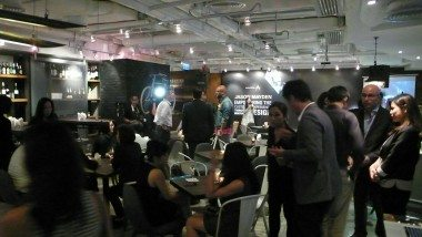Asia miles event at BRICK LANE Admiralty