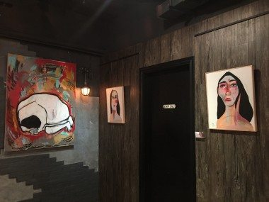 Sly exhibition at BRICK LANE Gallery