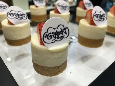 Casio shop opening event by BRICK LANE Catering