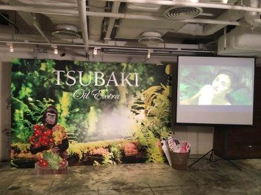 Tsubaki Product Launch Event @ BRICK LANE Admiralty