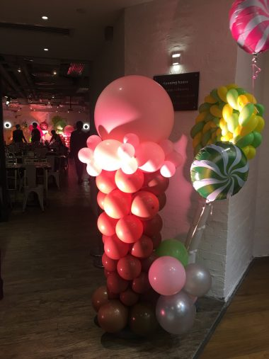 private anniversary party @BRICK LANE Admiralty